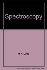 9788176250627: Spectroscopy