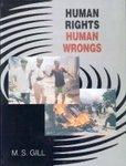9788176255028: Human Rights Human Wrongs