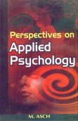 9788176255509: Perspectives in Applied Psychology