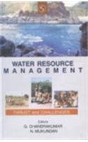 Water Resource Management : Thrust and Challenges: G Chandrakumar and