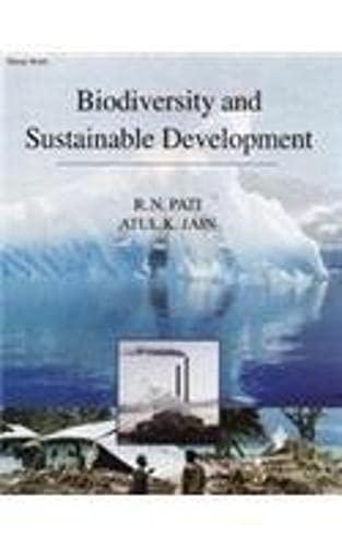 9788176259941: Biodiversity & Sustainable Development