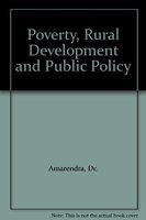 Poverty, Rural Development and Public Policy (Hardback): Dr. Amarendra