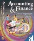 Accounting and Finance : Contemporary Issues: J B Sarker