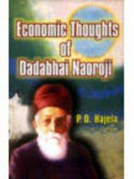 9788176293372: Economic Thoughts of Dadabhai Naoroji