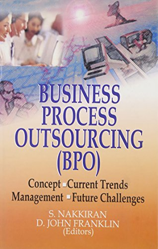 Business Process Outsourcing: S Nakkiran and