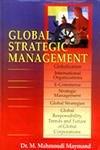 9788176296908: Global Strategic Management