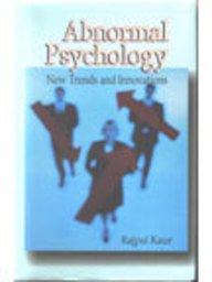 Abnormal Psychology: Kaur Rajpal