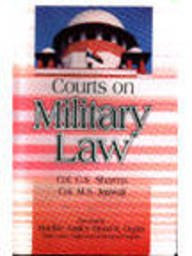 Courts on Military Law: Sharma, G.K., Jaswal,