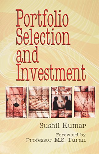 Portfolio Selection and Investment: Mehta, S.K.