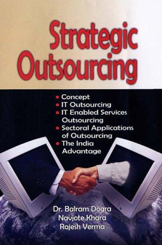 Strategic Outsourcing: Balram Dogra; Navjote