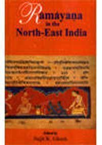 9788176461078: Ramayana in the North East India