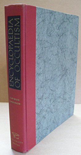 9788176462792: An Encyclopaedia of Occultism (Reprint)