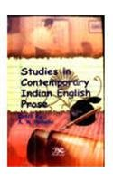 Studies in Contemporary Indian English Prose: A N Dwivedi