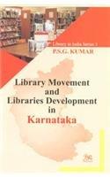 Library Movement and Library Development in Karnataka: Kumar P.S.G.