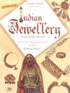 The Indian Jewellery: Journal of Indian Art: Hendley, Thomas Holbein