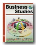 Business Studies: Agrawal Anita P.