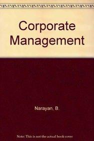 Corporate Management: B. Narayan
