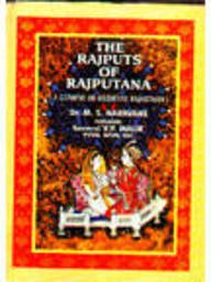 Rajputs of Rajputana : A Glimpse of: Naravane, M.S.
