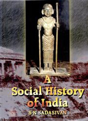 9788176481700: A Social History of India
