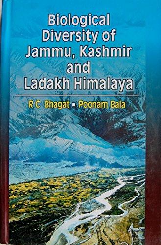 Biological Diversity of Jammu, Kashmir and Ladakh: A Comprehensive Bibliography: Bhagat, R.C.