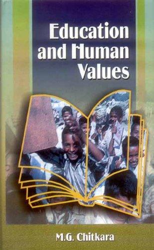 Education and Human Values: M.G. Chitkara