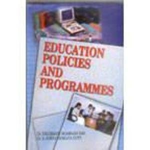 Education Policies and Programmes: D.B. Rao