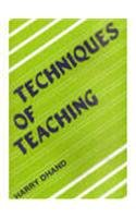 9788176484848: Techniques of Teaching