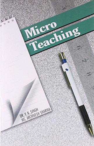 9788176485586: Micro Teaching