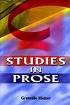Studies in Prose: Grenville Kleiser