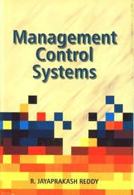 9788176486118: Management Control Systems
