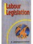 Labour Legislation: R Jayaprakash Reddy