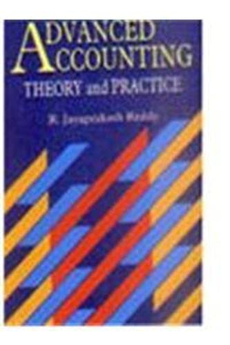 9788176486446: Advanced Accounting: Theory & Practice