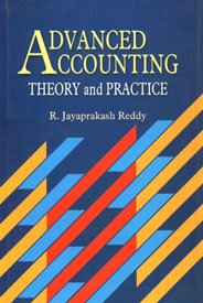 9788176486453: Advanced Accounting: Theory & Practice