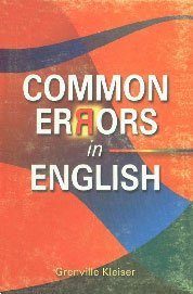 Commorn Errors in English (9788176487146) by Grenville Kleiser