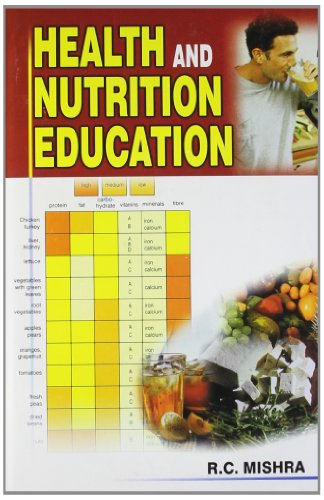 9788176488877: Health and Nutrition Education