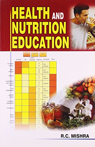 9788176488884: Health and Nutrition Education