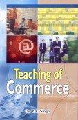 Teaching of Commerce: Y.K. Singh