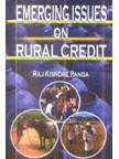 9788176489133: Emerging Issues on Rural Credit