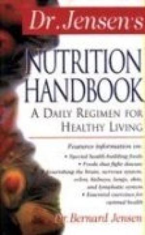 9788176492270: Dr Jensen's Nutrition Handbook