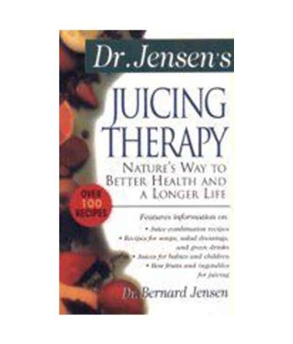 9788176492287: Dr Jensen's Juicing Therapy