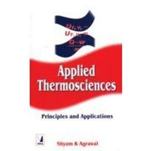 9788176492416: Applied Thermosciences
