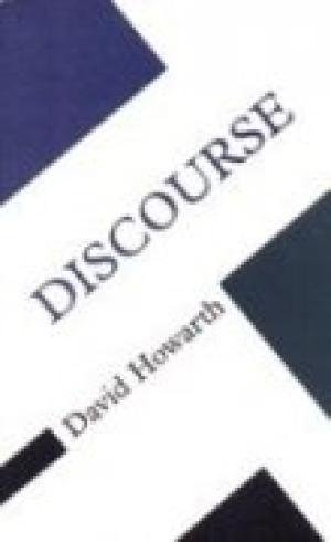 9788176492744: Discourse: Concepts in the Social Sciences