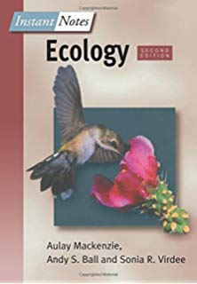9788176493352: Instant Notes: Ecology, Second Edition