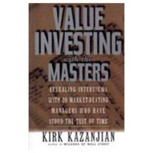 9788176493826: Value Investing with the Masters