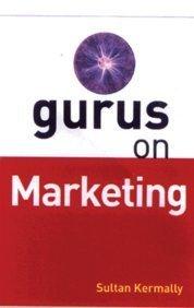 9788176494991: Gurus On Marketing