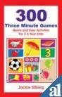 9788176498487: 300 Three Minute Games: Quick and Easy Activities for Children