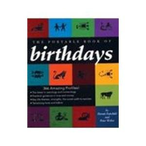 The Portable Book of Birthdays: 366 Amazing Profiles: Fairchild,Weber