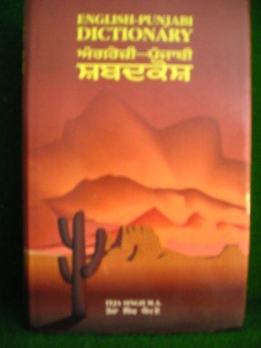 9788176500128: English-Punjabi Dictionary