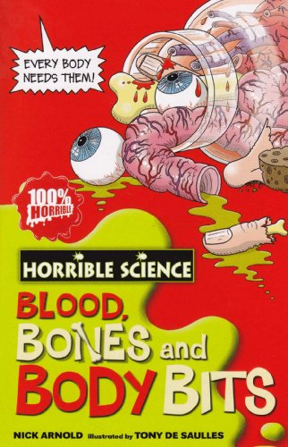 9788176550642: Horrible Science: Blood, Bones And Body Bits