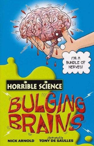 9788176551434: Horrible Science: Bulging Brains
